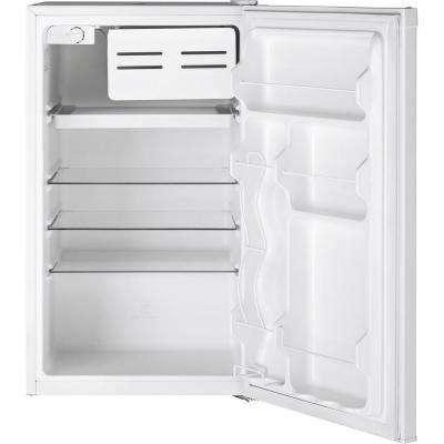 4.4 cu. ft. Mini Refrigerator in White