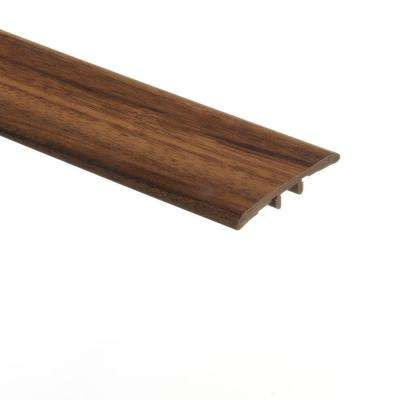 Black Walnut 5/16 in. Thick x 1-3/4 in. Wide x 72 in. Length Vinyl T-Molding