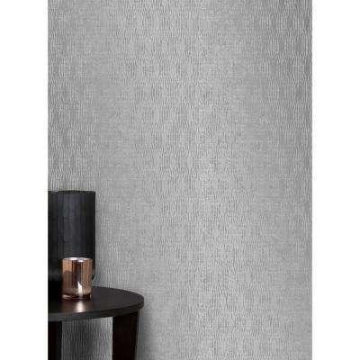 Kalix Silver Wave Wallpaper