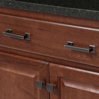 Studio 96 mm Center-to-Center Oil-Rubbed Bronze Cabinet Pull