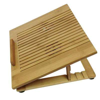 Bamboo Tabletop Holder