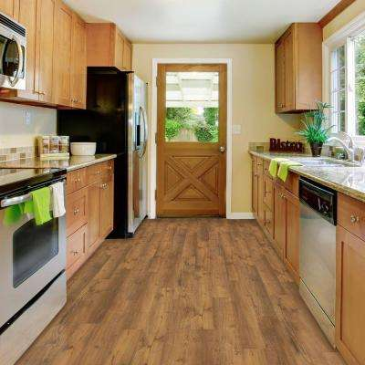 Barnwood 6 in. x 36 in. Luxury Vinyl Plank Flooring (24 sq. ft. / case)
