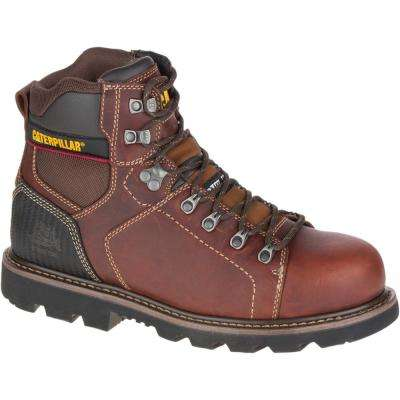 Alaska 2.0 Men's Brown Steel Toe Work Boots