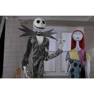 77 in. Animated Jack Skellington
