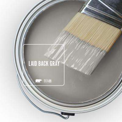 Laid Back Gray Paint The Home Depot