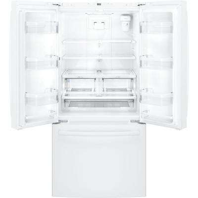24.7 cu. ft. French Door Refrigerator in White, ENERGY STAR