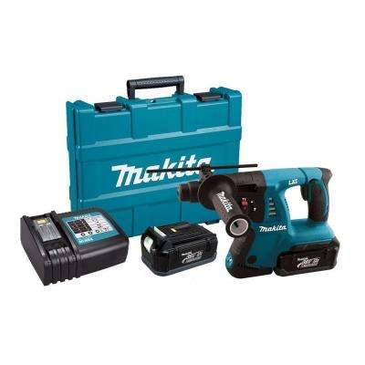 36-Volt LXT Lithium-Ion 1 in. Cordless SDS-Plus Rotary Hammer Kit