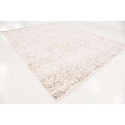 New Classical Tyche Gray 10' 0 x 13' 0 Area Rug