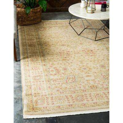 Edinburgh Tansy Black 2' 7 x 10' 0 Runner Rug