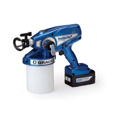 TrueCoat Pro II Cordless Airless Paint Sprayer