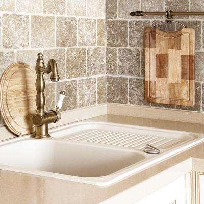 . Bathroom   Travertine Tile   Natural Stone Tile   The Home Depot