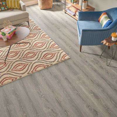 Outlast+ Cashmere Oak 10 mm Thick x 7-1/2 in. Wide x 47-1/4 in. Length Laminate Flooring (19.63 sq. ft. / case)