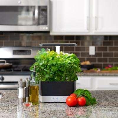 Harvest Black Home Garden System