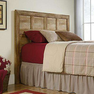 Dakota Pass Collection Full/Queen Headboard in Craftsman Oak