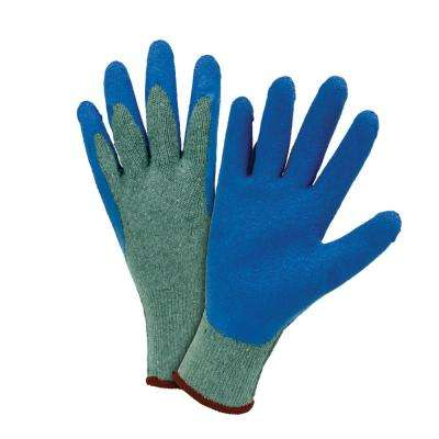 Latex Gripper Knit Glove