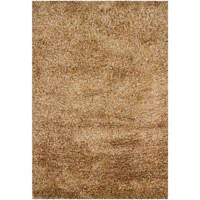 Orchid Brown/Tan 5 ft. x 7 ft. 6 in. Indoor Area Rug