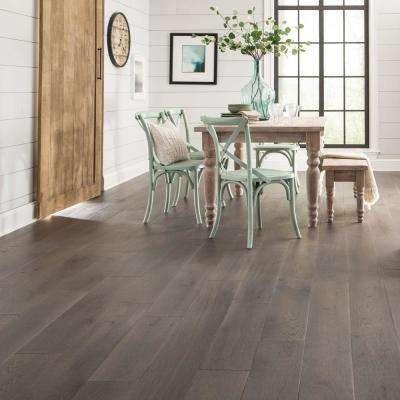 Castlebury Scarborough Grey Eurosawn 1/2 in. T x 7 in. W x Random Length Eng Hardwood Flooring (31 sq. ft. / case)