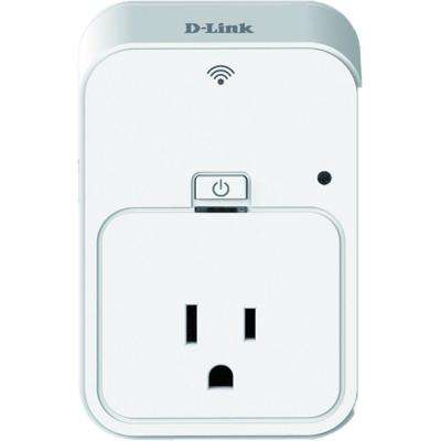 Wi-Fi Smart Plug with Remote Management and Temperature Control
