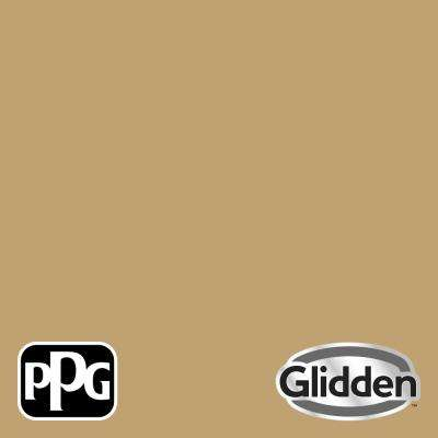 Glidden Premium A Touch Of Gold Paint Colors Paint The Home Depot