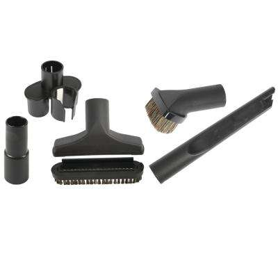 1-1/4 in. Attachment Tool Set with 1-3/8 in. Adapter for Vacuum Cleaners