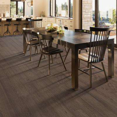 Elegance Wild Mushroom Oak 3/8 in. T x 6.5 in. W x Varying Length Engineered Hardwood Flooring (24.25 sq. ft. / case)