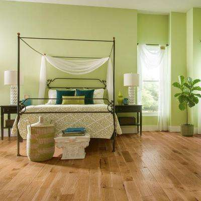 American Vintage Scraped Natural Red Oak 3/8 in. T x 5 in. W x Varying L Engineered Hardwood Flooring (25 sq. ft./case)