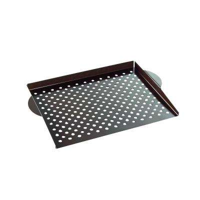 Aluminum Grill Pan with Nonstick Coating