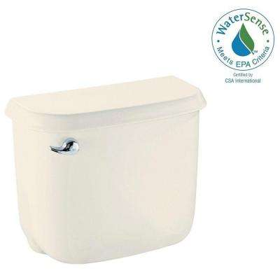 Windham 1.6 GPF Single Flush Toilet Tank Only in Biscuit