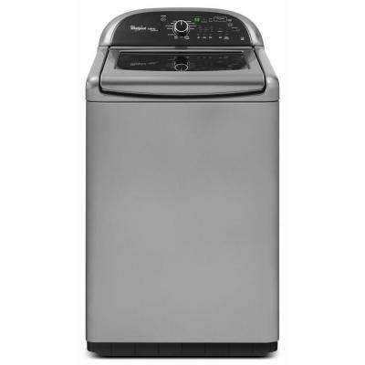 Cabrio Platinum 4.8 cu. ft. High-Efficiency Top Load Washer in Chrome Shadow, ENERGY STAR