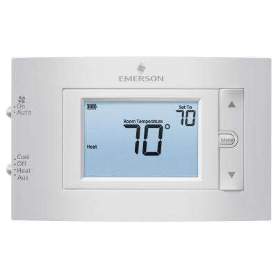 Non-Programmable Heat Pump (2H/1C) Digital Thermostat