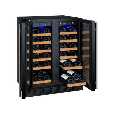 FlexCount Series 36-Bottle Dual Zone Wine Cellar