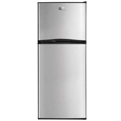 11.5 cu. ft. Top Freezer Refrigerator in Stainless Steel, ENERGY STAR