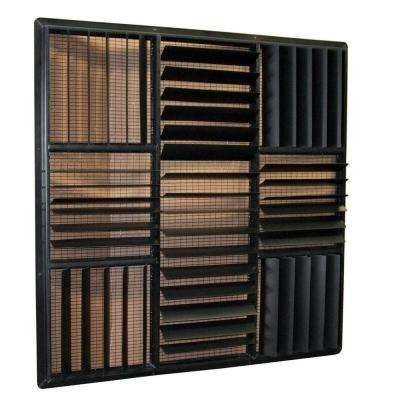 Evaporative Cooler Louver Kit for 48 in. Unit