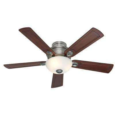 Princeton 52 in. Antique Pewter Indoor Ceiling Fan