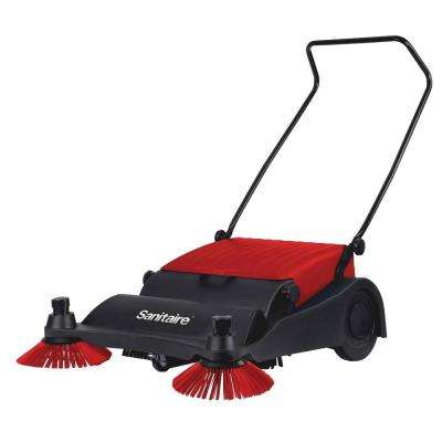 32 in. W Area Vacuum Sweeper