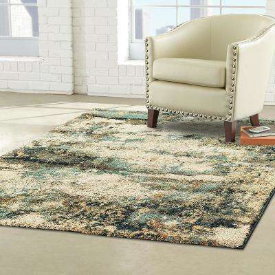 Braxton Multi 5 ft. 3 in. x 7 ft. 6 in. Area Rug