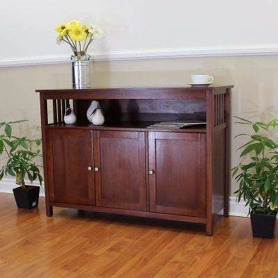 Hollydale Chestnut Sideboard/Sofa Table