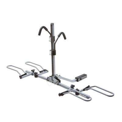 SportRack 2-Bike Lock and Tilt Platform Hitch Rack