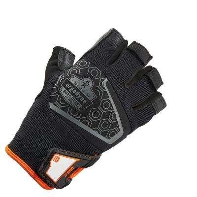 ProFlex Black Heavy Lifting Utility Work Gloves