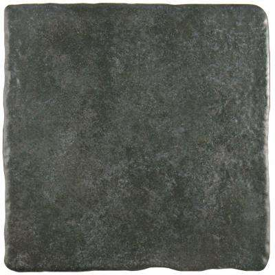 Costa Grafito 7-3/4 in. x 7-3/4 in. Ceramic Floor and Wall Tile (11.5 sq. ft. / case)