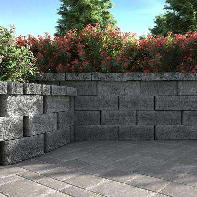 ProMuro 3 in. x 5.25 in. x 14 in. Granite Blend Concrete Wall Cap (150 Pcs. / 65.6 Lin. ft. / Pallet)