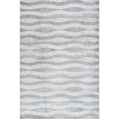 Tristan Grey 4 ft. x 6 ft. Area Rug
