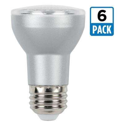 45W Equivalent Cool White PAR16 Dimmable LED Flood Light Bulb (6-Pack)