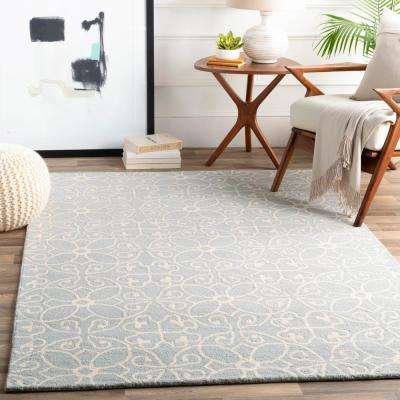 Imara Light Gray 2 ft. x 3 ft. Area Rug