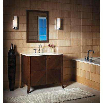 Clermont 38 in. W x 21.5 in. D x 33.5 in. H Vanity Cabinet Only in Oxford