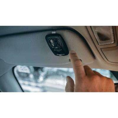 Universal Clicker Black Garage Door Remote Control