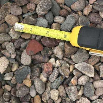 0.90 cu. ft. 75 lbs. 3/4 in. Arizona River Rock (40-Bag Contractor Pallet)