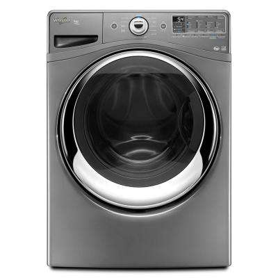 Duet 4.3 cu. ft. High-Efficiency Front Load Washer with Steam in Chrome Shadow, ENERGY STAR-DISCONTINUED