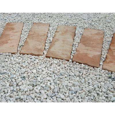 10 cu. ft. Marble Chips White/Gray Blend Decorative Stone - (1 Bag/10 cu. ft./Pallet)
