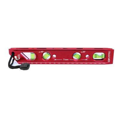 9 in. Magnetic Electrician Level with Plumb Site